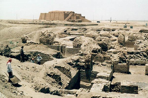 Une histoire abrégée de l`Ancien Testament – (avec images et cartes géographiques) Urfouilles